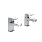 Caja Bath Pillar Taps