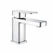 Hadley Mono Basin Mixer + Pop Up Waste