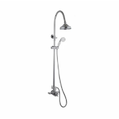 Inspira Traditional Thermostatic Shower Set