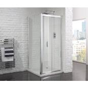 INSPIRA AQUA FRAMLESS PIVOT DOOR 800 6MM