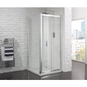 INSPIRA AQUA FRAMELESS PIVOT DOOR 1000 6MM