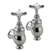 Bristan 1901 Traditional Globe Bath Taps