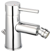 Ebro Monoblock Bidet Mixer Inc Pop-up waste